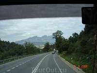 По дороге в Монтсеррат
