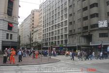 Сан-Паулу. Городские будни