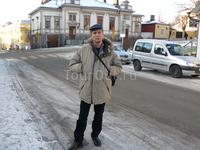 """На обратной дороге, заехали в городок Порво, здесь снимали фильм """"За спичками"""""""