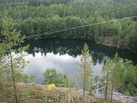 «Горный парк Рускеала», создан в 2005 году.