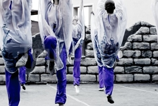 Международный фестиваль детского танца в городе Обзоре - выступление команды из России (СПБ)