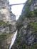 замок Neuschwanstein вид на мост