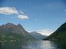 Луганское озеро и далее уже  Италия. Конец поездки.