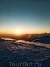 Рассвет на Казбеке