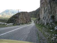 и опять алтайская дорога