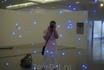Музей современного искусства в Ницце. волшебное зеркало