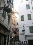 старые улицы города