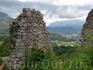 Останки древней крепости