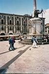 г.Катания, памятник единству трех религий