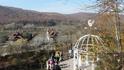 На вершине скалы к приезду Великого князя Михаила Николаевича, в 1864 году, была построена так называемая Царская беседка. Затем, когда часть скалы в этом ...
