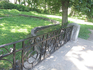 Карякинский парк. Кусочек мостика