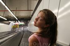 Венское метро, просто и быстро.