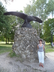 Орёл установлен в  1903 году