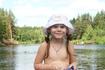 Юные путешественники по реке Лух. Семейный отдых с детьми.
