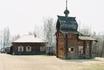 Церковь и школа в музее под открытым небом - Тальцы.