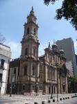 Монастырь Святого Бенедикта (Mosteiro de São Bento) – высокое готическое здание, одно из самых старинных в Рио