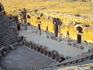Античный театр в Памуккале (Иерополисе)