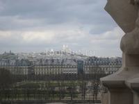 View on the Basilique du Sacré-Coeur