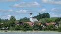 Это Гмунд - деревушка на северном берегу озера. Самое маленькое поселение на Тегернзее