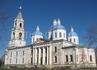 25 июня 2009 года ныне недействующий Воскресенский храм должны открыть