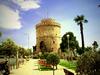 Фотография Белая башня в Салониках
