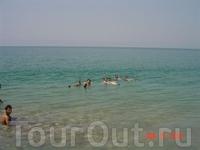 Мертвое море (и дикие преследовавшие нас подростки)