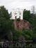 Это неоготическая Капелла Людвигсбург на скалистом острове Людвигштайн.
