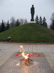 Вечный огонь есть не только в СПб и Волгограде...