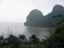 Бухта на одном из тысяч островов Халонга