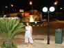 Вечерняя прогулка по улицам Айя-Напы