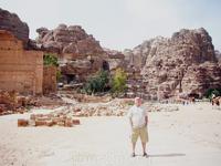 Петра - столица Арабской династии Набаттинов 3 в.до н.э.