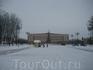Плах тот русский что не умеет оглядываться перед главным входом. А за спиной у Вас местное, то бишь Новгородское областное управление.