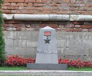 Путешествие в Смоленск. Аллея городов-героев