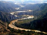 река Нестос и её ущелье
