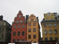 типичная скандинавская архитектура
