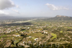 С креста и смотровой площадки виден аэропорт Диагорос, кстати сам крест также виден из аэропорта. Гора Филеримос является самой высокой горой острова Родос ...