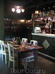 Gastrô 58 - очень милый ресторанчик со столиками внутри помещения и в саду. я пообещала их порекомендовать )))) традиционная кухня штата - mineiro.