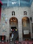 В музее С.Дали