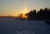 одно из тысячи финских озер