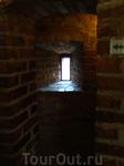 Турайдский Замок окна башни
