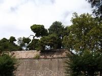 Неприступные стены Задара