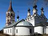 Фотография Лазаревская и Антипиевская церкви