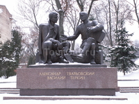 Теркин и Твардовский