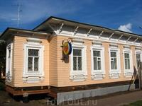 улица  Чумбарова-Лучинского - музей старых деревянных домов под открытым небом