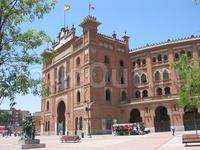 Арена для боя быков «Лас Вентас»