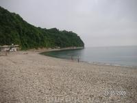 полоса пляжа