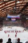 Берн, чемпионат мира по хоккею. Матч Россия-Белоруссия