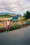 Другая Сицилия -поля, виноградники... Окрестности Седжесты