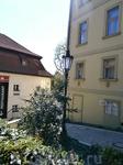 а еще Прага бывает вот такой.... домашней