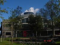 Это уже Леннусадам - филиал Морского музея